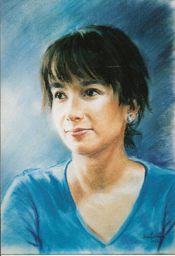 portret dziewczyny, 40x30.jpg